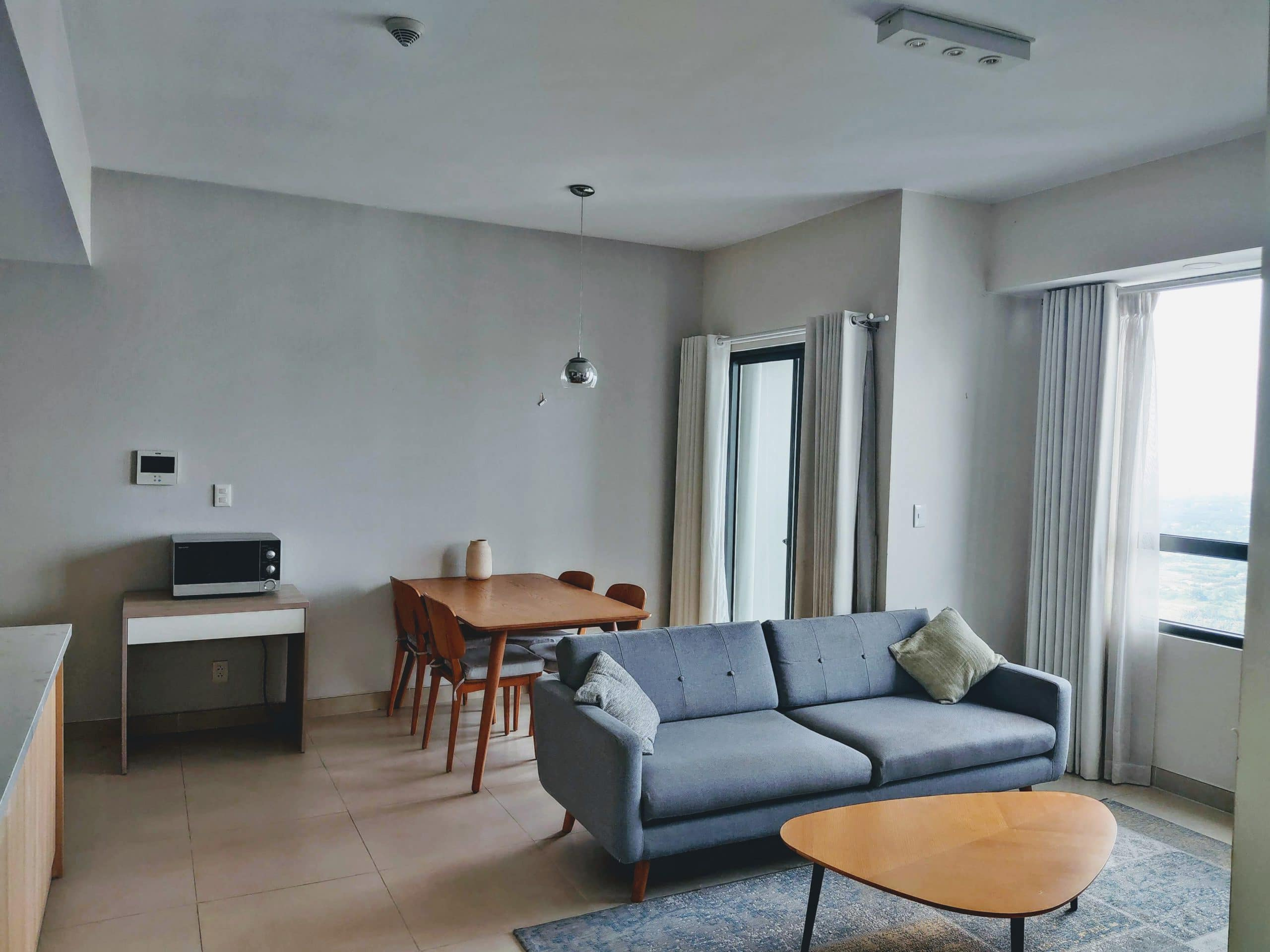 BRIGHT AND WESTERN STYLE WITH HIGH VIEW 2 BEDROOMS APARTMENT IN MASTERI THAO DIEN
