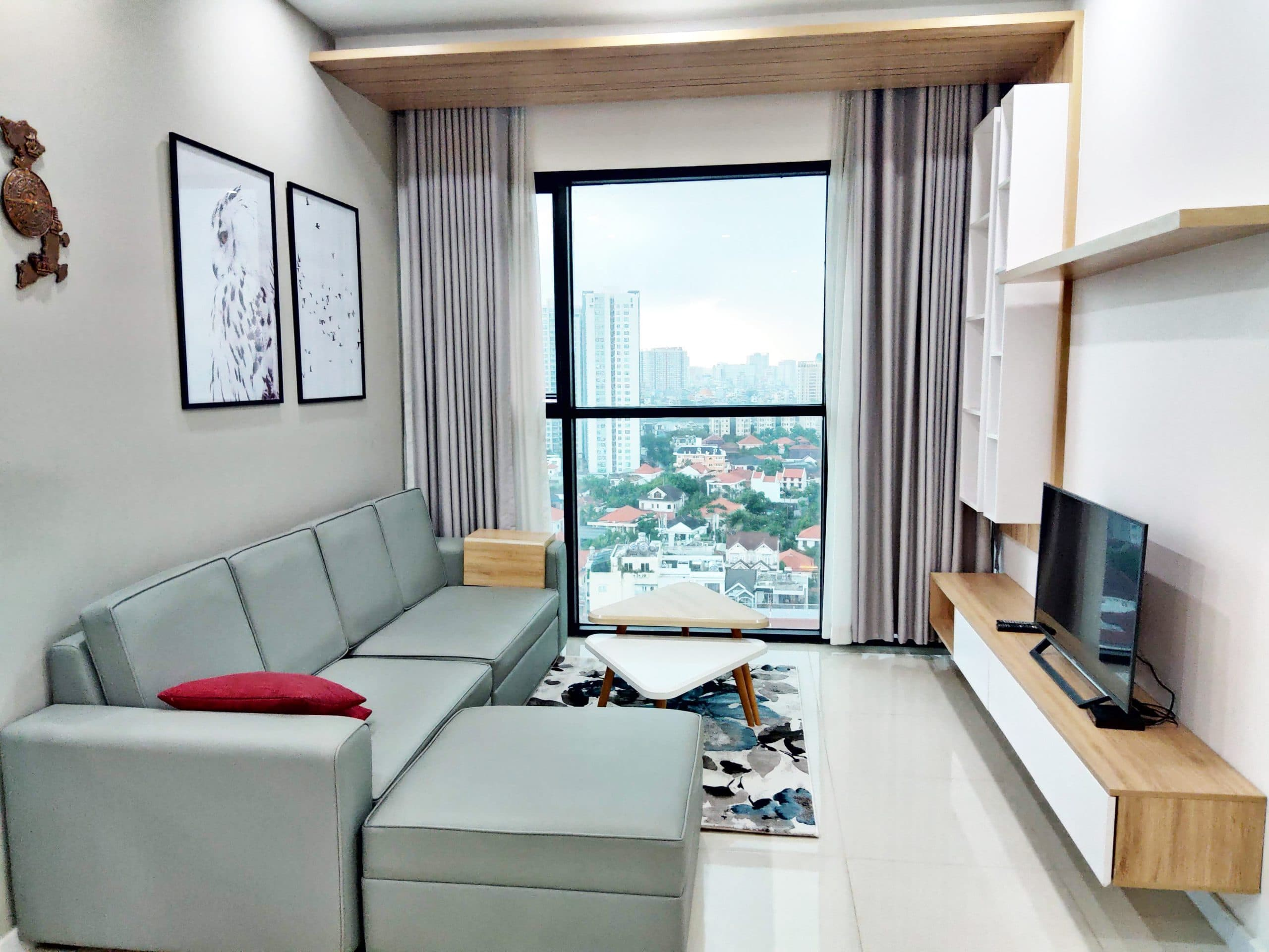 MODERN FEATURES AND GREAT VIEW APARTMENT IN THE ASCENT FOR RENT