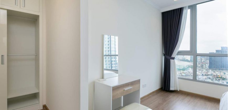 YOU CAN EXPECT THE BEST WITH THIS GREAT APARTMENT IN VINHOMES CENTRAL PARK FOR RENT